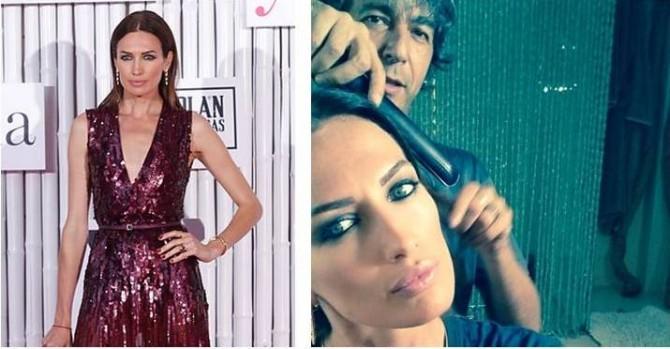 Backstage de las celebrities invitadas a la IX edición de los Premios Internacionales Yo Dona