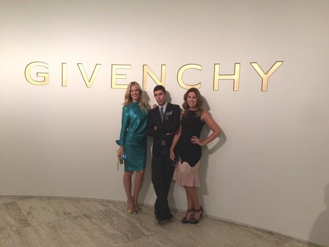 La gran fiesta de Vanity Fair y Givenchy en el Museo Thyssen-Bornemisza.