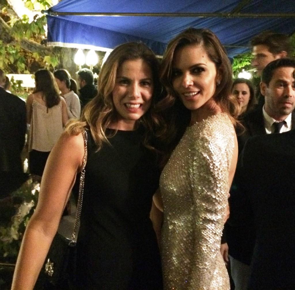 Laura Carandini y Romina Belluscio