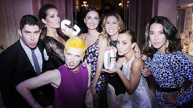 Premios Mujer Cosmopolitan FFF 2014