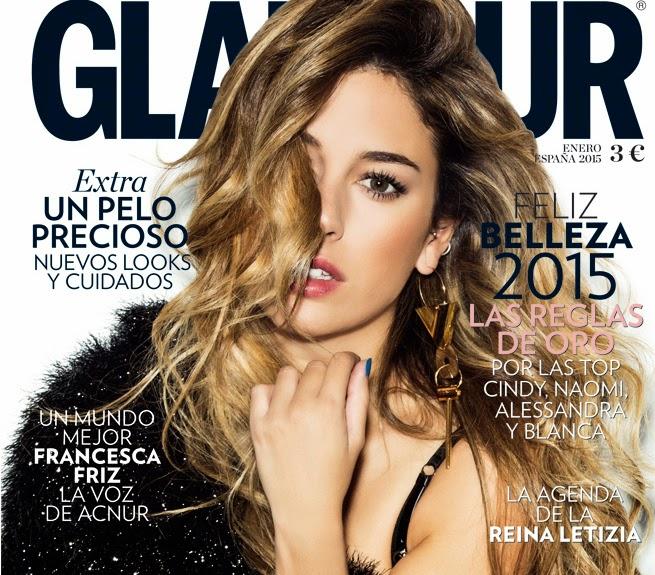 Behind the Scenes con Blanca Suárez y Glamour