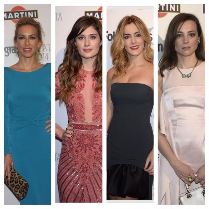 Backstage Fotogramas 2015: Leonor Watling, Kira Miró, Nerea Camacho o Alejandra Onieva