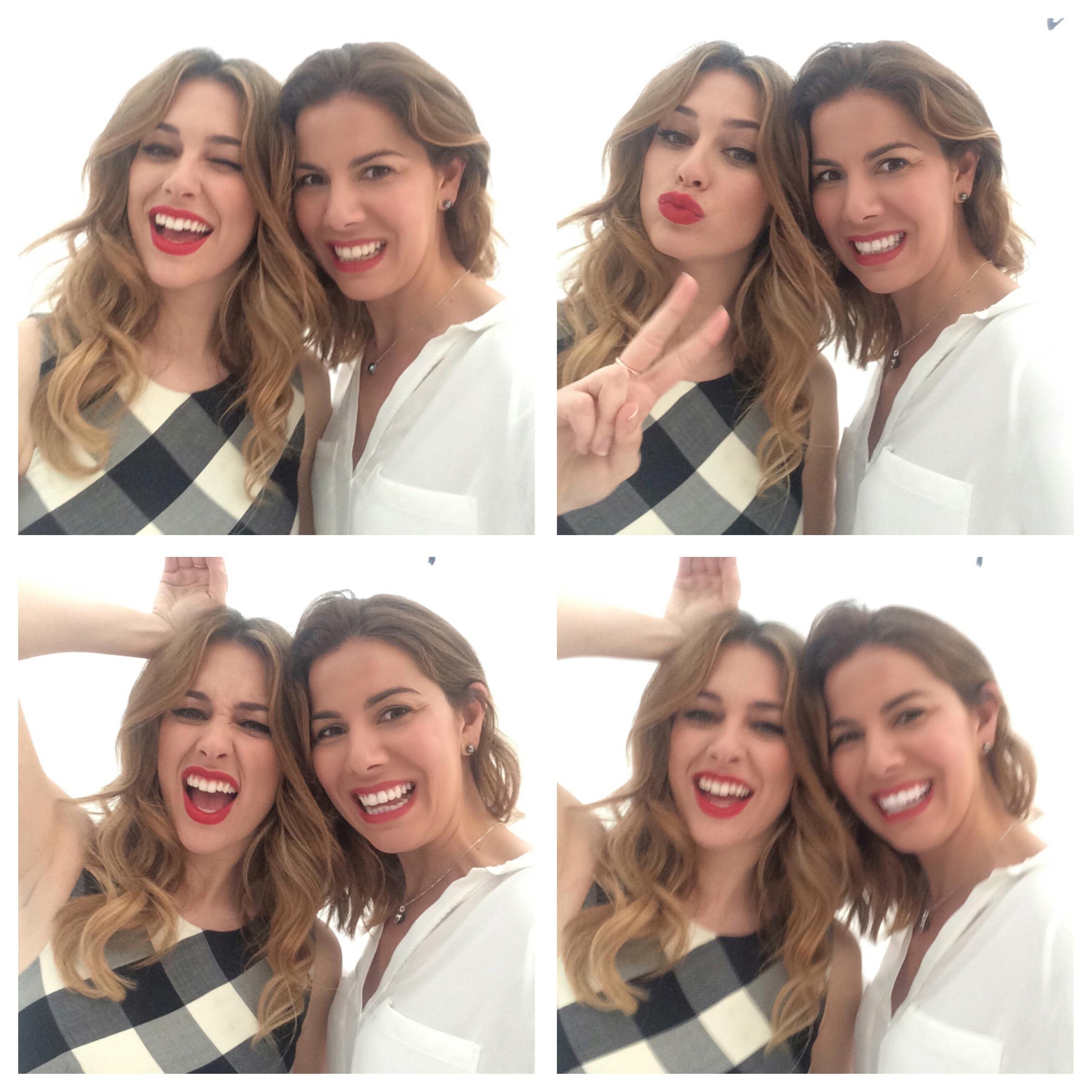 blanca-suarez-ghd-laura-carandini-selfie