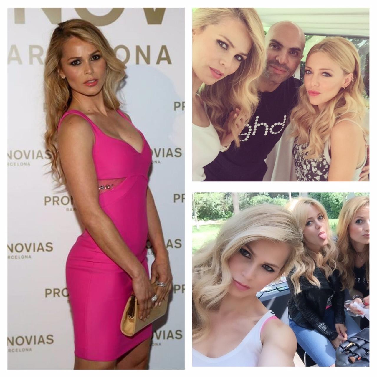 Beauty look: Yolanda Cardona