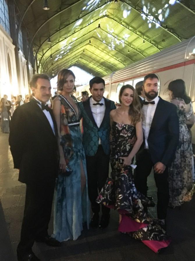 Todos al tren en los 10º Premios Yo Dona