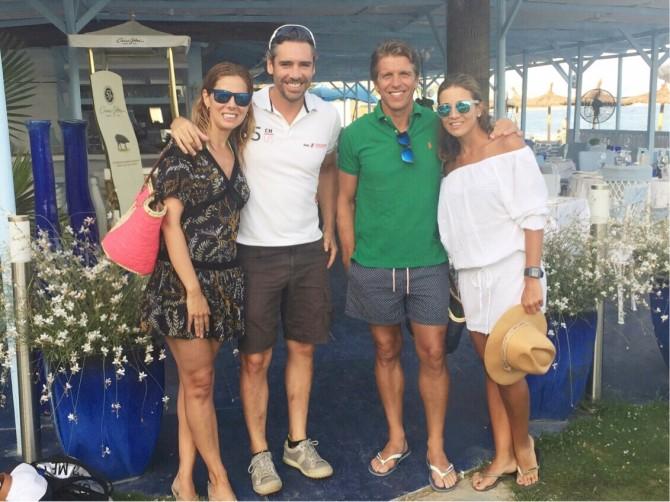 Marbella Club Hotel y su paradisíaco Beach club