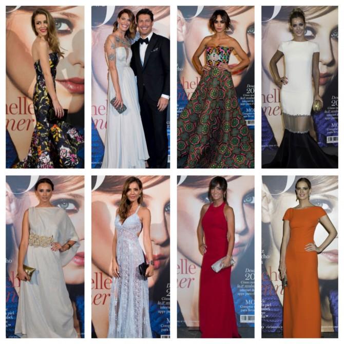 Backstage de los mejores looks de los Premios Yo Dona 2015