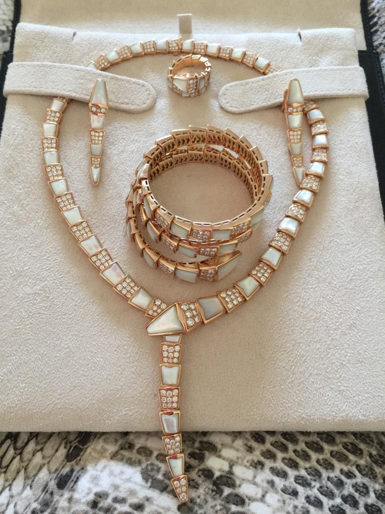 bulgari joyas