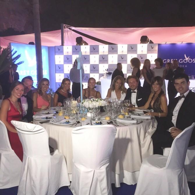 Gala Solidaria Starlite Marbella 2015