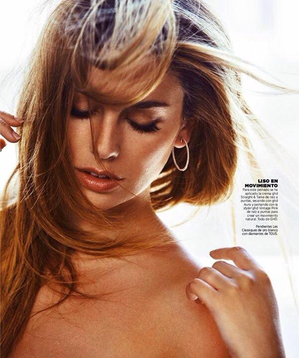 Blanca Suárez, icono de belleza y lujo en Harper´s Bazaar
