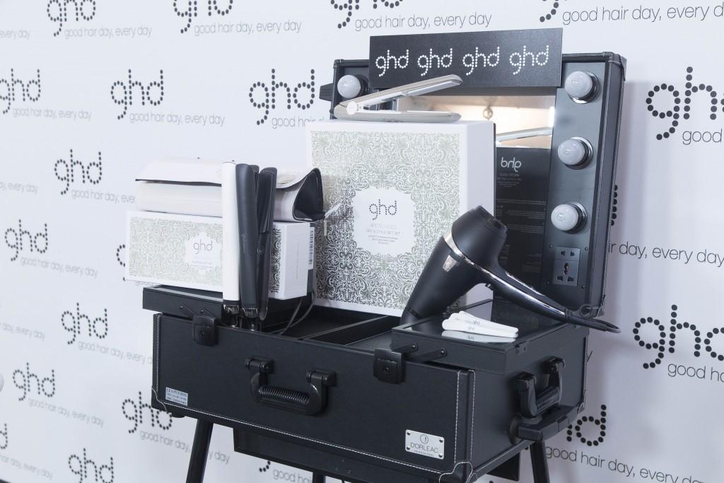 Colección ghd Arctic Gold ( platinum, styler y secador)