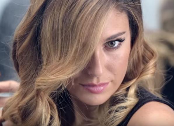 Tutorial de peinado: ondas glamurosas con Blanca Suárez