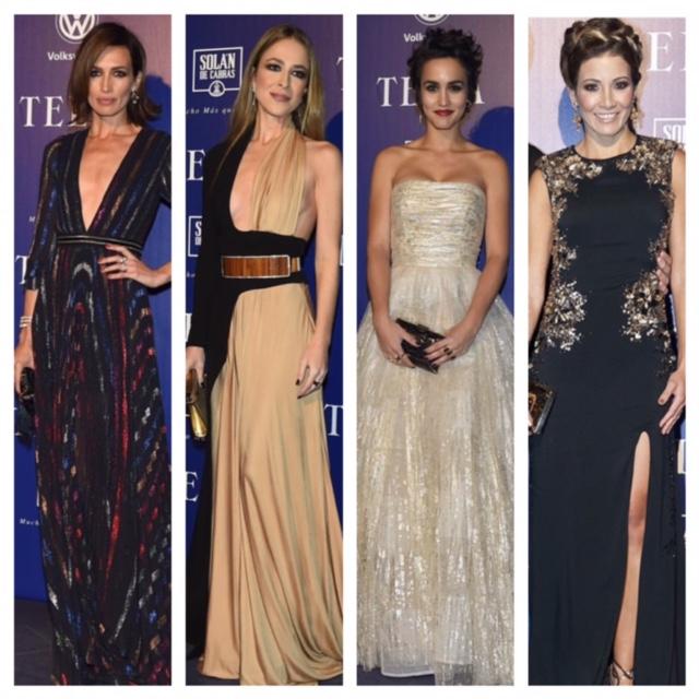 Los mejores beauty looks: Premios Telva Moda 2015