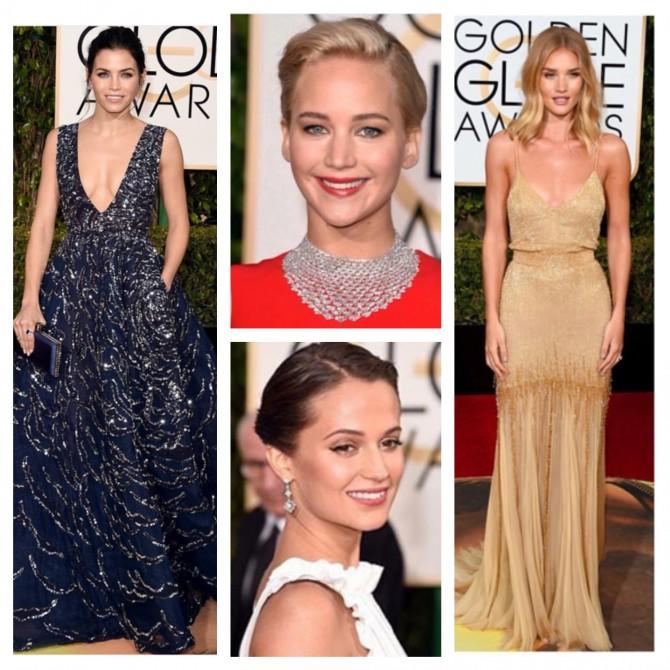 Los mejores FAB de los Golden Globes 2016