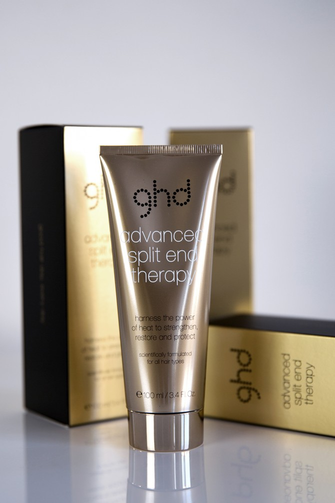 Adiós puntas abiertas: ghd Advanced Split End Therapy