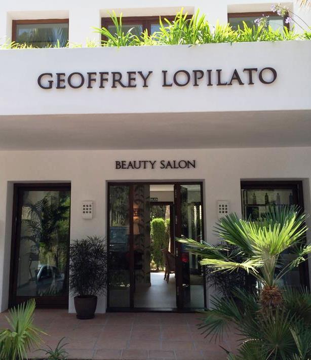 Beauty Salon en Marbella: Geoffrey Lopilato