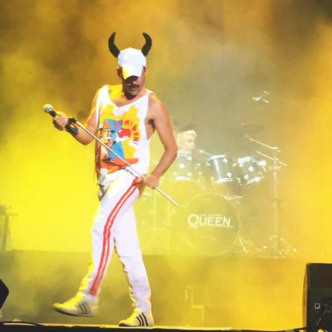 El espiritu de Freddie Mercury revive en Starlite Marbella