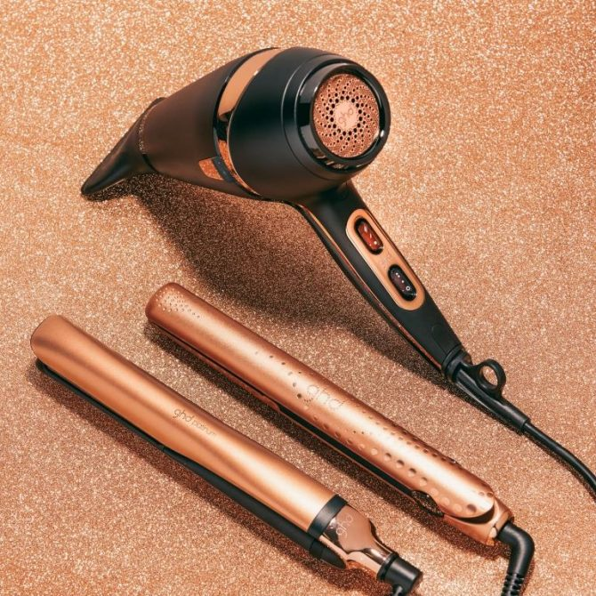 ghd Copper Luxe, culpables de crear looks espectaculares