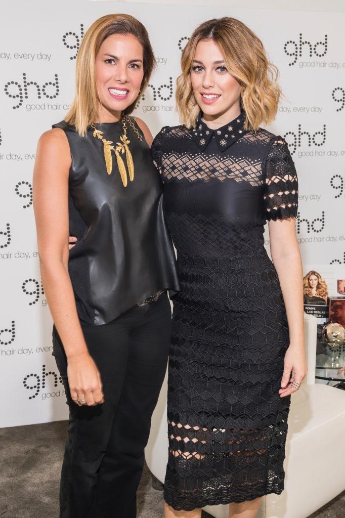 GHD presenta su nueva campaña de navidad con su embajadora la actriz Blanca Suarez