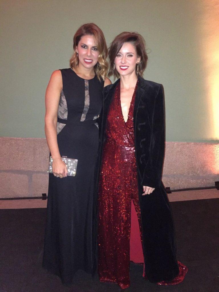 Laura Carandini y Manuela Vellés - Vanity Fair 100