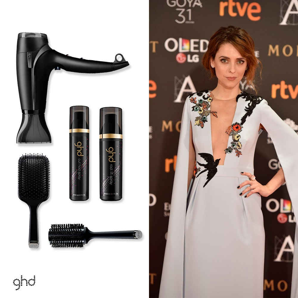 Goya_2017_beauty_looks_ghd_LETICIA_DOLERA_nonstopfab