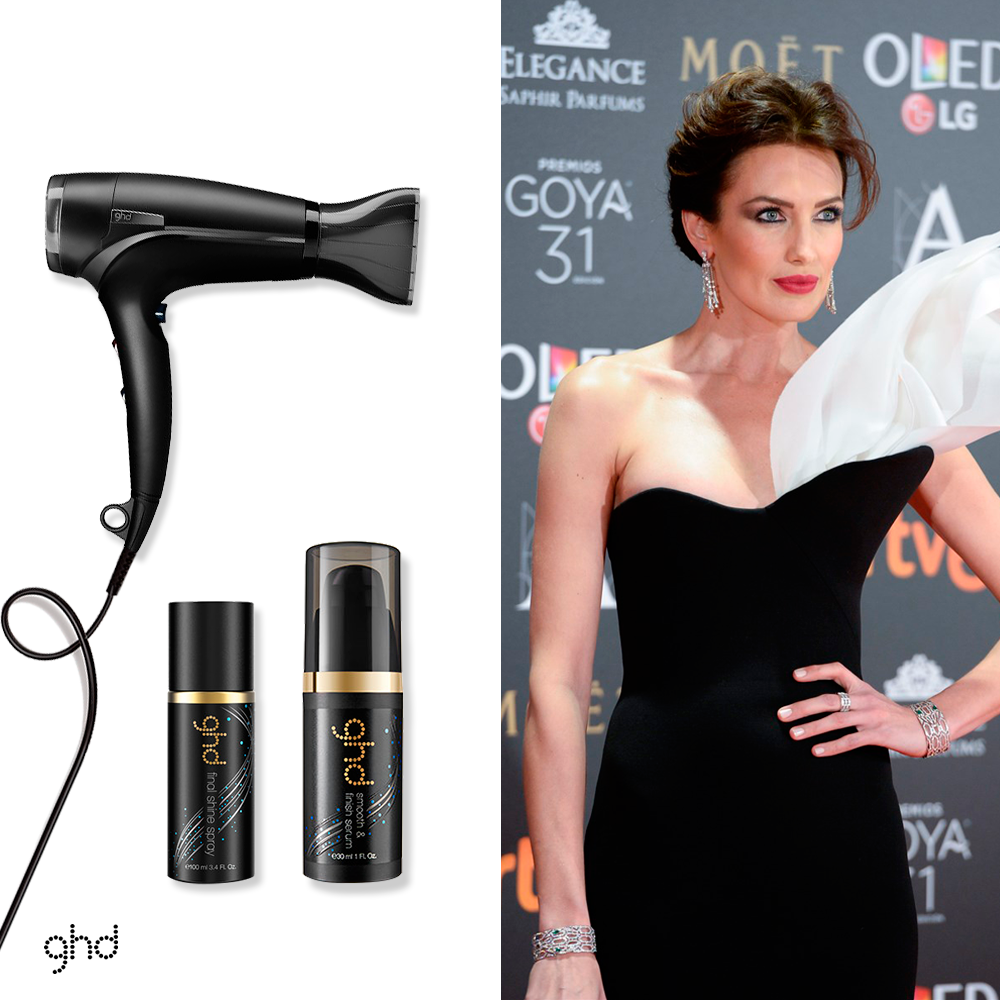 Goya_2017_beauty_looks_ghd_NIEVES_ALVAREZ_nonstopfab