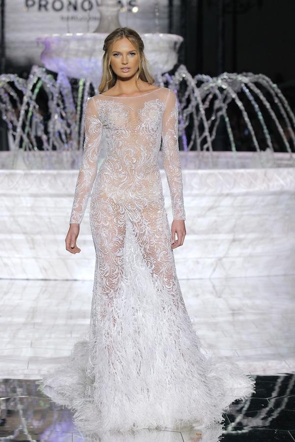Romee_Strijd_pronovias_colección_17_18_vestidos_novia