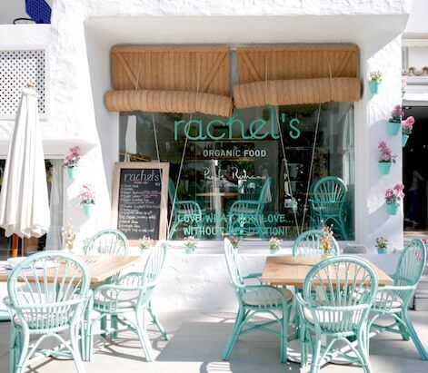 Be healthy in Marbella – Rachel´s Eco Love